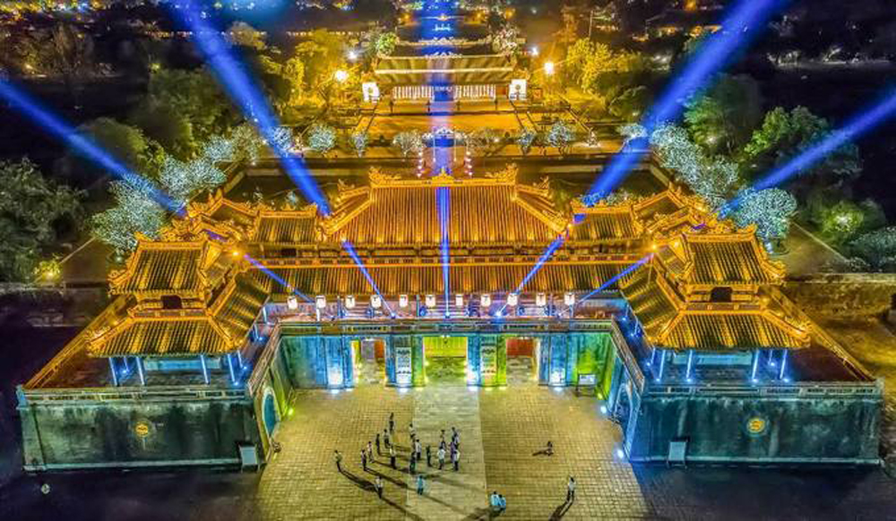 Vietnam's imperial citadel, fantastic moments, Award-winning photographs, Thua Thien Hue,  poetic beauty, major attractions, Beautiful Picture, outstanding submissions