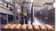 Dây chuyền sản xuất 3.600 ổ bánh mì trong một giờ