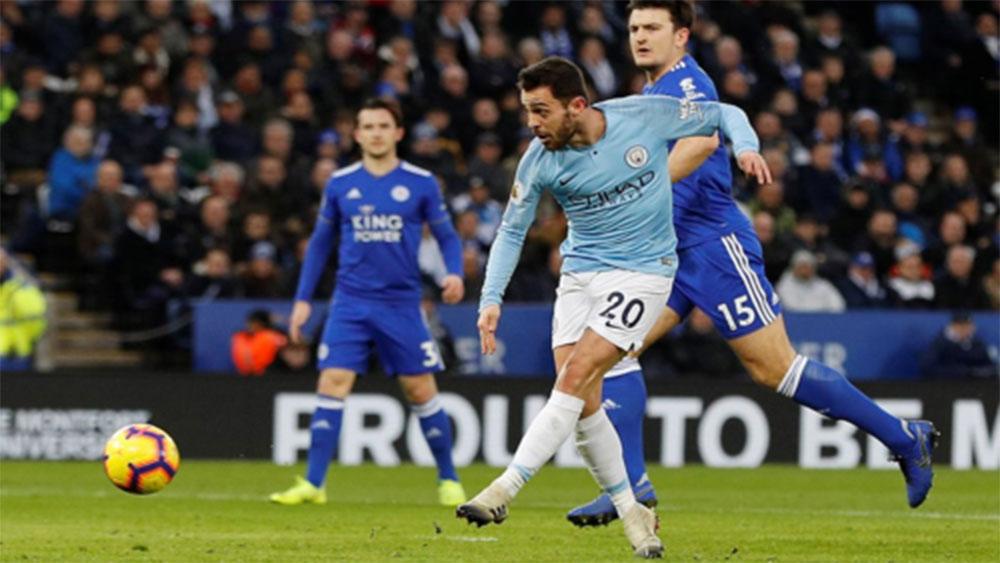 Man City thua trận thứ hai liên tiếp