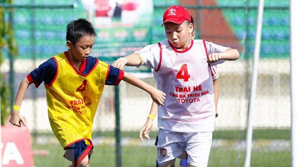 First football tourney for disadvantaged children slated for 2019