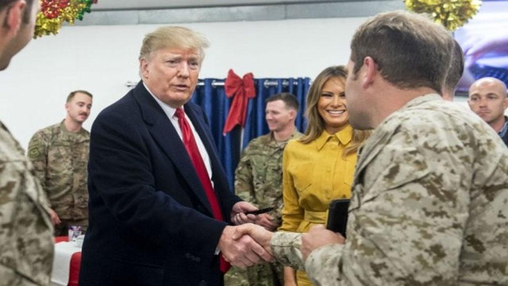 Tổng thống Mỹ bảo vệ quyết định rút quân khỏi Syria