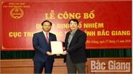 Ông Phạm Văn Thịnh giữ chức Cục trưởng Cục Thuế tỉnh Bắc Giang