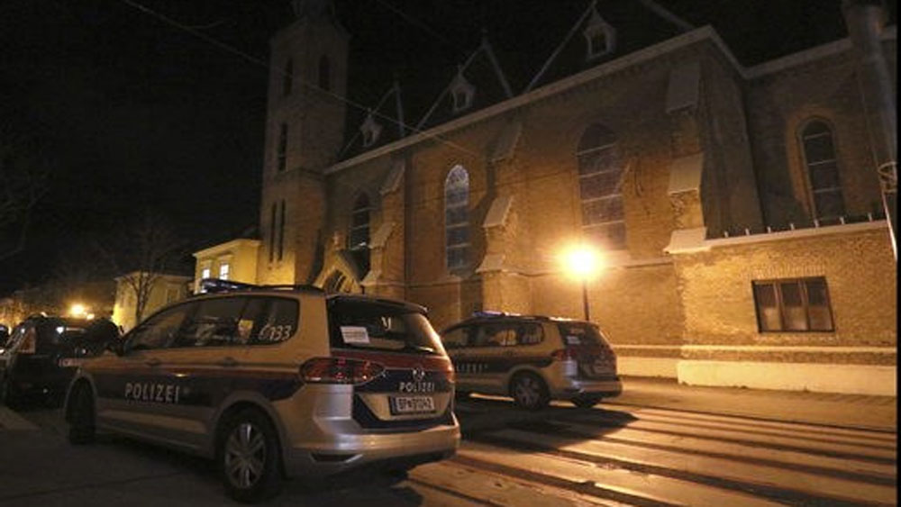 Áo loại trừ động cơ khủng bố trong vụ xả súng tại nhà thờ
