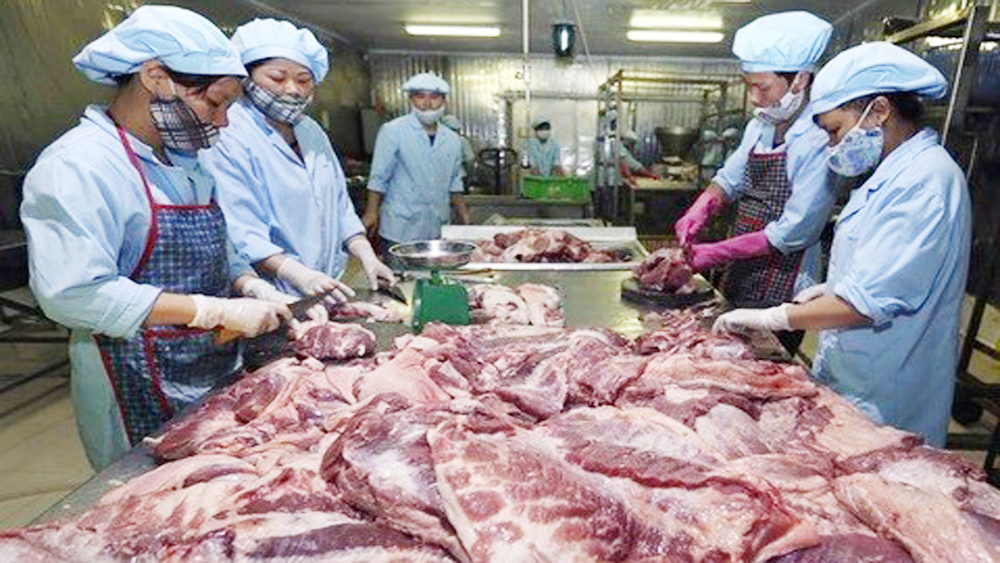 No pork shortage for Lunar New Year festival