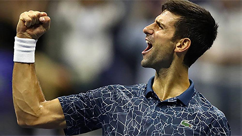 Djokovic vượt Modric, nhận giải VĐV hay nhất châu Âu 2018