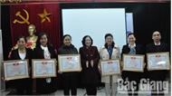 Hơn 22 nghìn lượt trẻ em Bắc Giang được chăm sóc, giáo dục, hỗ trợ