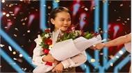 """Khoảnh khắc Hà Quỳnh Như vỡ òa khi đăng quang """"The Voice Kids 2018"""""""