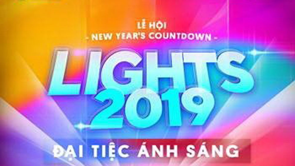 Countdown party rings in new year on Nguyen Hue Walking Street