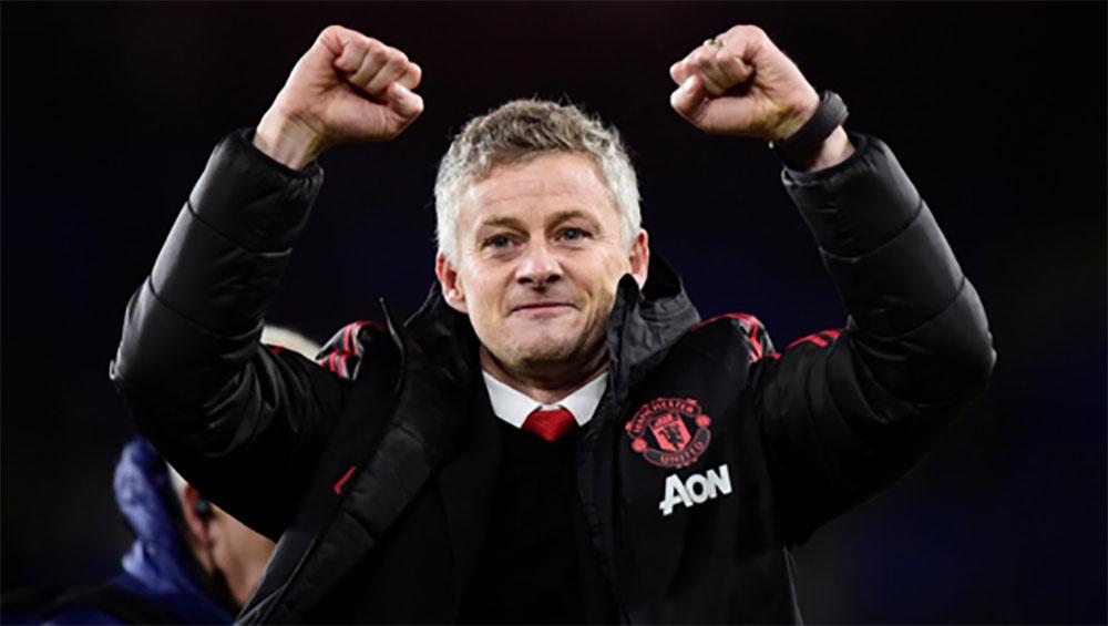 Man Utd thắng trận thứ ba liên tiếp dưới thời Solskjaer