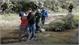 Băng rừng bắt nghi phạm vận chuyển ma tuý ở Nghệ An