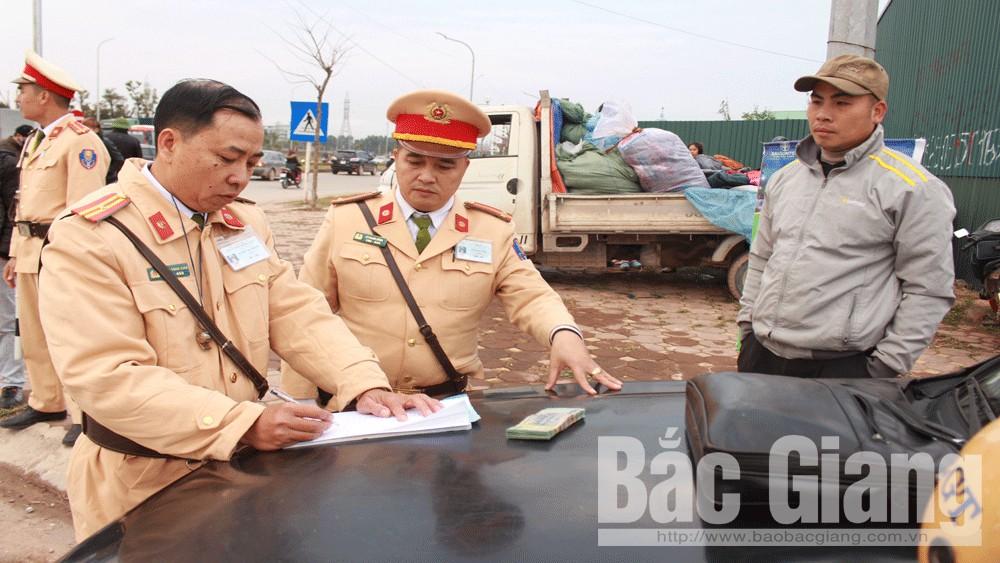Bắc Giang, 50 triệu đồng, tiền rơi, trả lại, mất tiền, Công an tỉnh Bắc Giang, tỉnh Bắc Giang