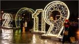 Thế giới tưng bừng chào đón năm mới 2019