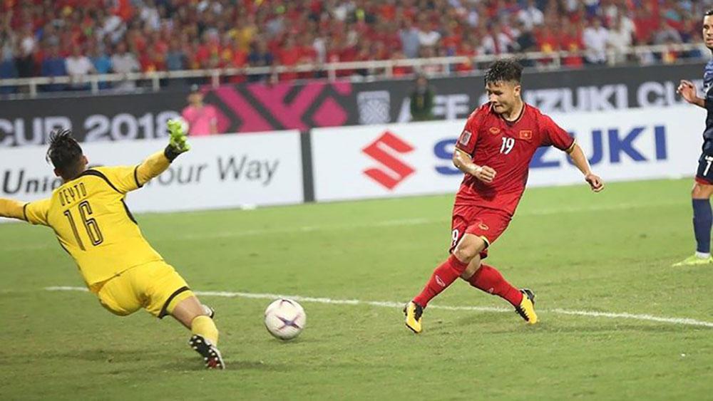 Tuyển Việt Nam thắng đẹp Philippines trong trận cuối cùng năm 2018