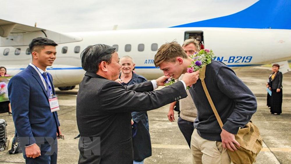 Du lịch Việt nhộn nhịp ngay từ đầu năm mới 2019