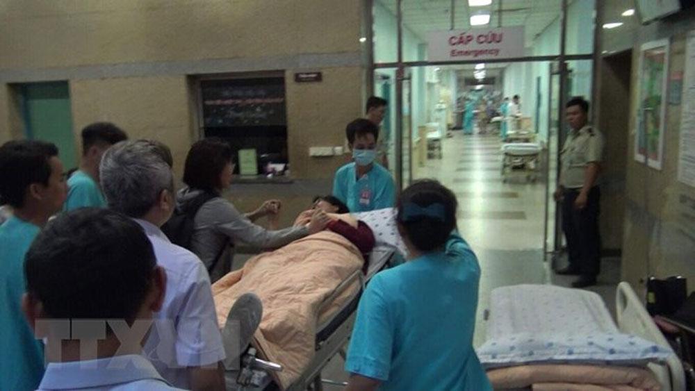 Đoàn khách Việt Nam trong vụ nổ bom ở Ai Cập: Đã có 9 du khách từ Ai Cập về Việt Nam an toàn