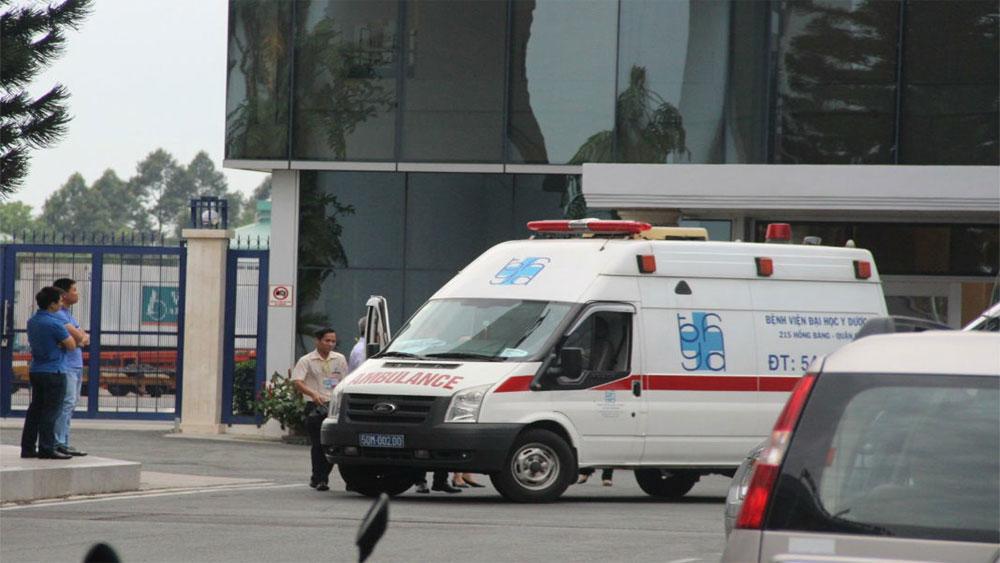 Ngày 5-1, thi thể 3 du khách bị đánh bom ở Ai Cập về Việt Nam