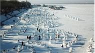 2.019 người tuyết ngộ nghĩnh, đáng yêu chào đón năm mới