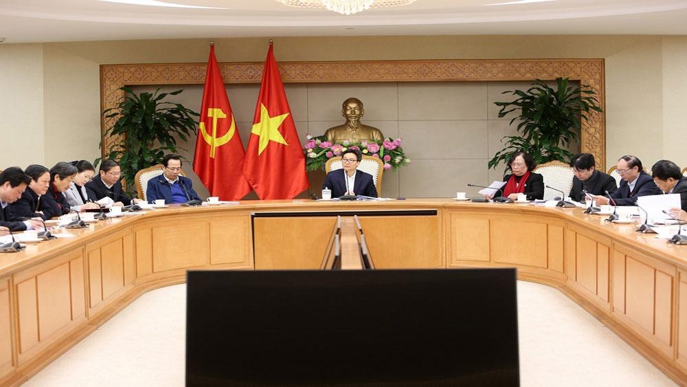 Phó Thủ tướng Vũ Đức Đam: Phát huy mạnh mẽ vai trò của người cao tuổi