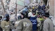 Số người thiệt mạng tiếp tục tăng trong vụ nổ sập chung cư ở Nga