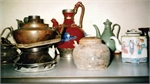 Hanoi man potty about teapots