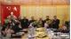 Các đồng chí lãnh đạo tỉnh gặp mặt, động viên các cơ quan khối tài chính