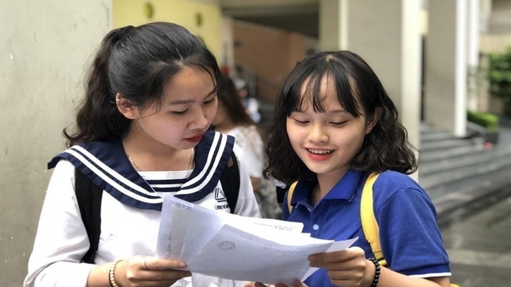 Đại học Ngoại thương, Đại học Quốc tế, công bố, phương án tuyển sinh 2019