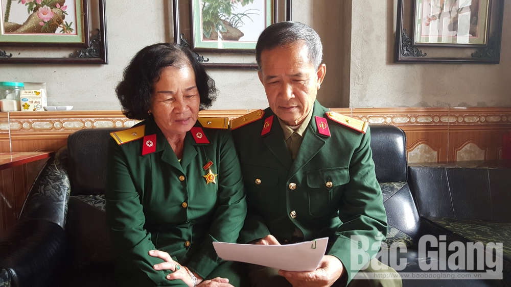 Bác Hồ, can trường, dũng cảm, người lính Việt Nam, quê Bắc Giang, đất nước thống nhất, ước thề trăm năm