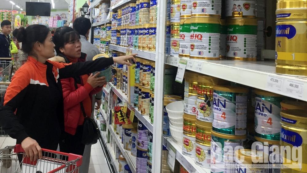 Hàng hóa phục vụ Tết: Bảo đảm nguồn cung, chất lượng sản phẩm