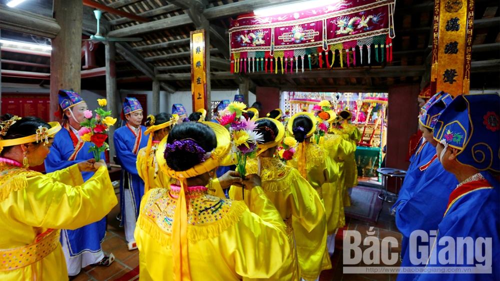 tục kết chạ, Tân Yên, Việt Yên, người Bắc Giang, kế thừa, nét đẹp văn hóa, đậm tính nhân văn
