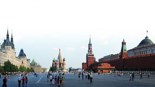 Nước Nga - Điều kỳ lạ
