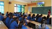 Xây mới 6 phòng học tại Trường THPT Việt Yên số 2