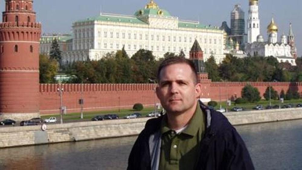 Công dân Mỹ bị bắt tại Nga sở hữu 4 hộ chiếu phương Tây