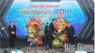Tập đoàn Khoa học Kỹ thuật Hồng Hải tổ chức Ngày hội đoàn kết năm 2018