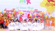 Khánh thành Trường Mầm non Quốc tế ASEAN