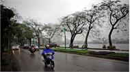 Từ ngày mai (7-1), Bắc Bộ có mưa diện rộng