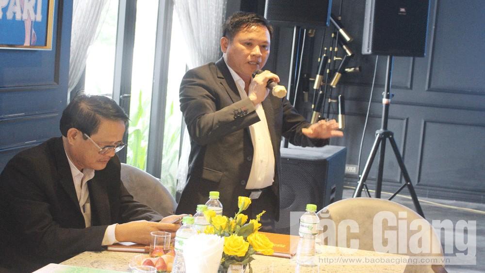 UBND tỉnh Bắc Giang, Chương trình cafe doanh nhân, Nâng sức cạnh tranh cho doanh nghiệp
