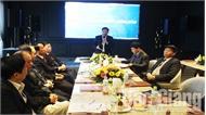 Chương trình cafe doanh nhân: Đổi mới tư duy, nâng sức cạnh tranh cho doanh nghiệp
