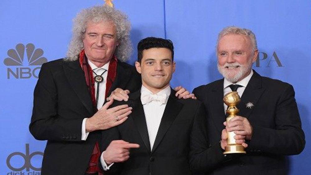 'Bohemian Rhapsody' bất ngờ đoạt phim chính kịch xuất sắc Quả cầu Vàng