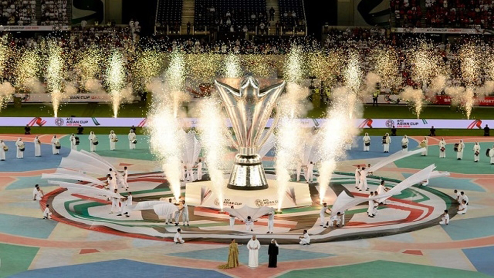 Impressive Asian Cup 2019 opening ceremony