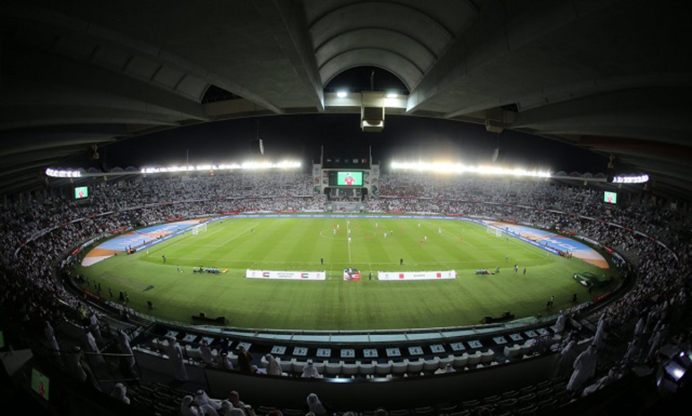 Impressive Asian Cup 2019, opening ceremony, biggest Asian Cup, Zayed Sports City Stadium, Abu Dhabi, the UAE