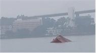 Tìm thấy thi thể thuyền trưởng trong vụ chìm tàu tại vùng biển Hạ Long
