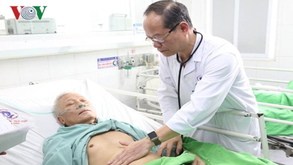 Cứu sống, bệnh nhân, ngừng tim 80 phút, Bệnh viện Đa khoa Phú Thọ, Nguyễn Văn Vĩnh