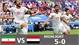 Thắng Yemen 5 - 0, Iran khẳng định vị thế ứng viên vô địch
