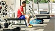 Lee Chong Wei thắng ung thư, trở lại tập luyện