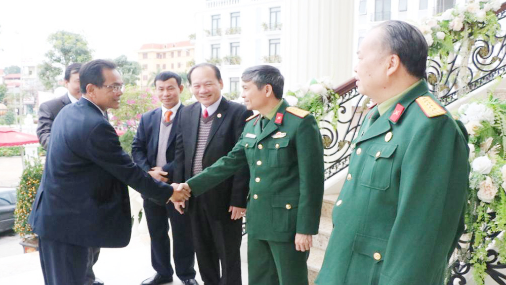 Bac Giang fosters Vietnam-Cambodia friendship