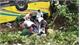 Vụ xe khách rơi xuống vực ở đèo Hải Vân: Nỗ lực cứu chữa các nạn nhân