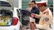 Công an tỉnh Bắc Giang phát hiện xe ô tô vận chuyển mỹ phẩm không rõ nguồn gốc