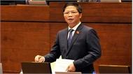 Bộ trưởng Bộ Công Thương xin lỗi sau vụ dùng xe công đón phu nhân