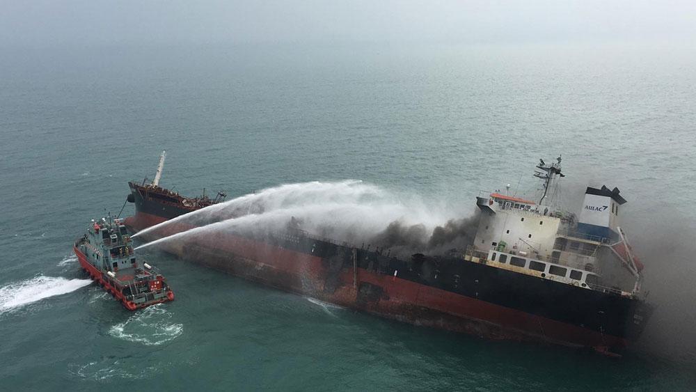 Vụ tàu AulacFortune gặp nạn, tìm hiểu, thông tin, bảo hộ công dân