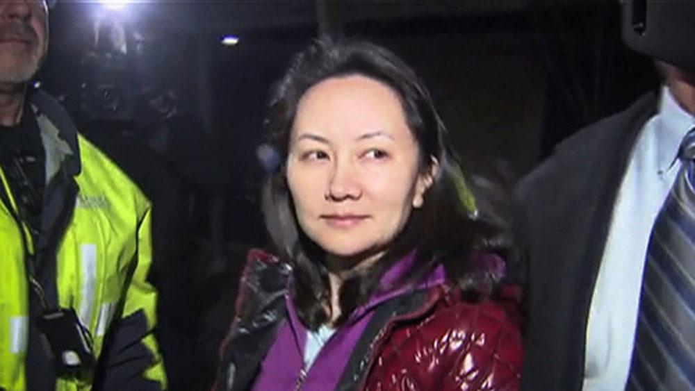 Hai công ty có thể khiến Giám đốc Huawei bị bắt